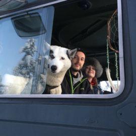 Urlaubsgrüße aus dem Baikal